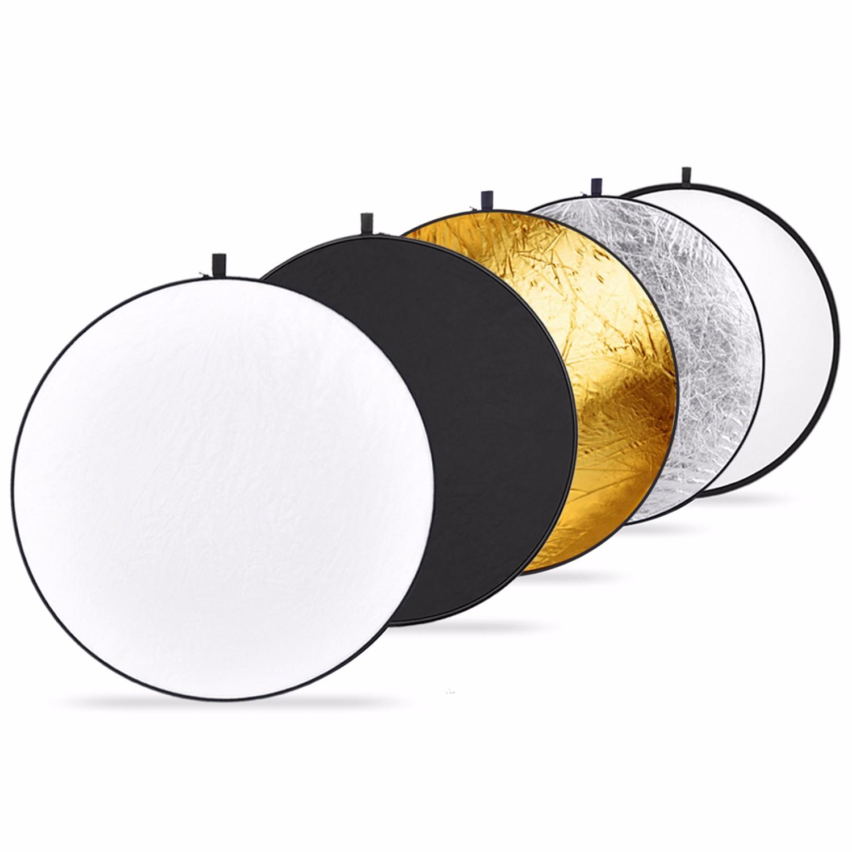纽尔5合一 80cm反光板