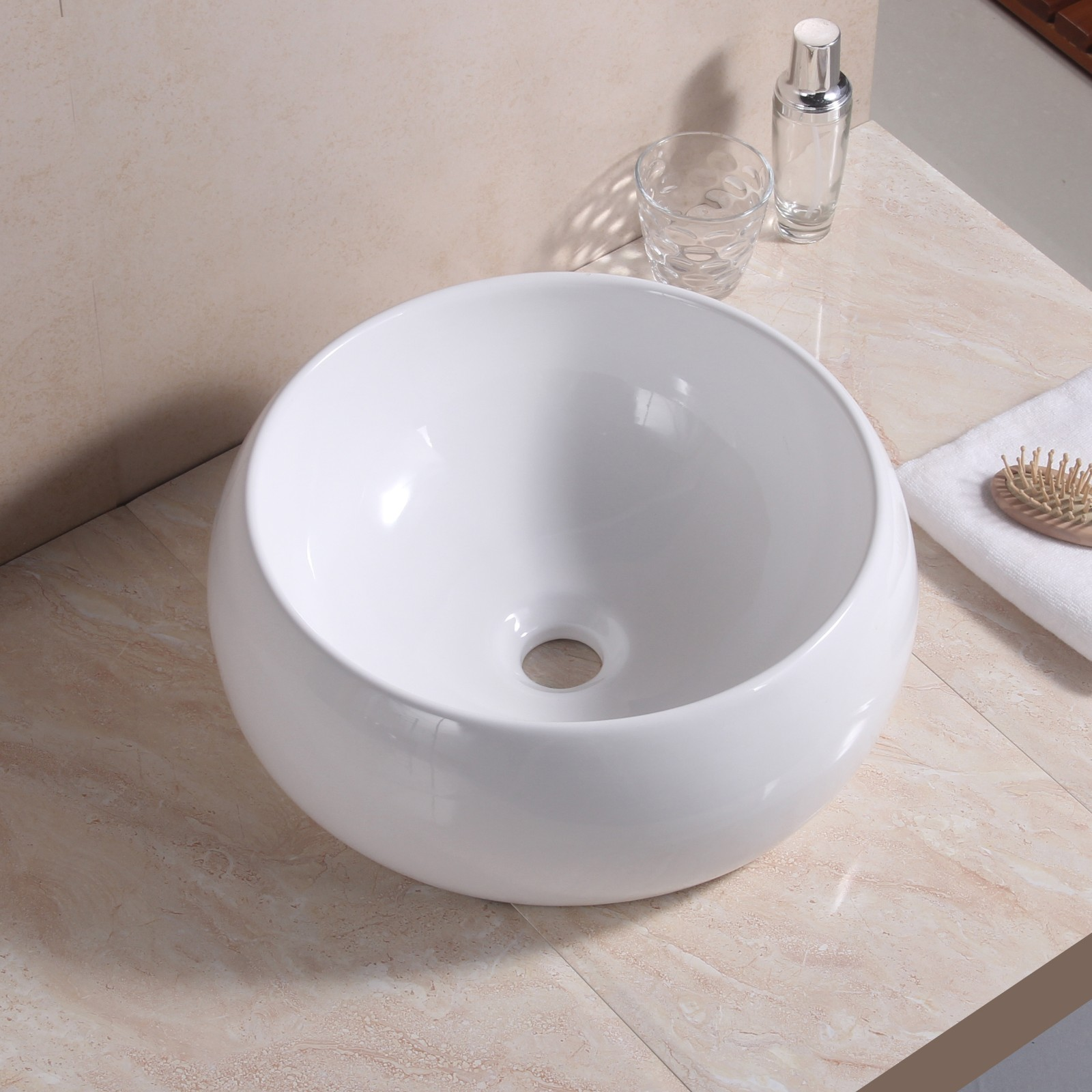 bowl sinks for bathrooms bathroom countertop oval bowl top ceramic basin sink with 17495